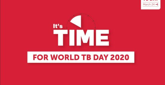 LIVE! #WorldTBDay 2020 campaign
